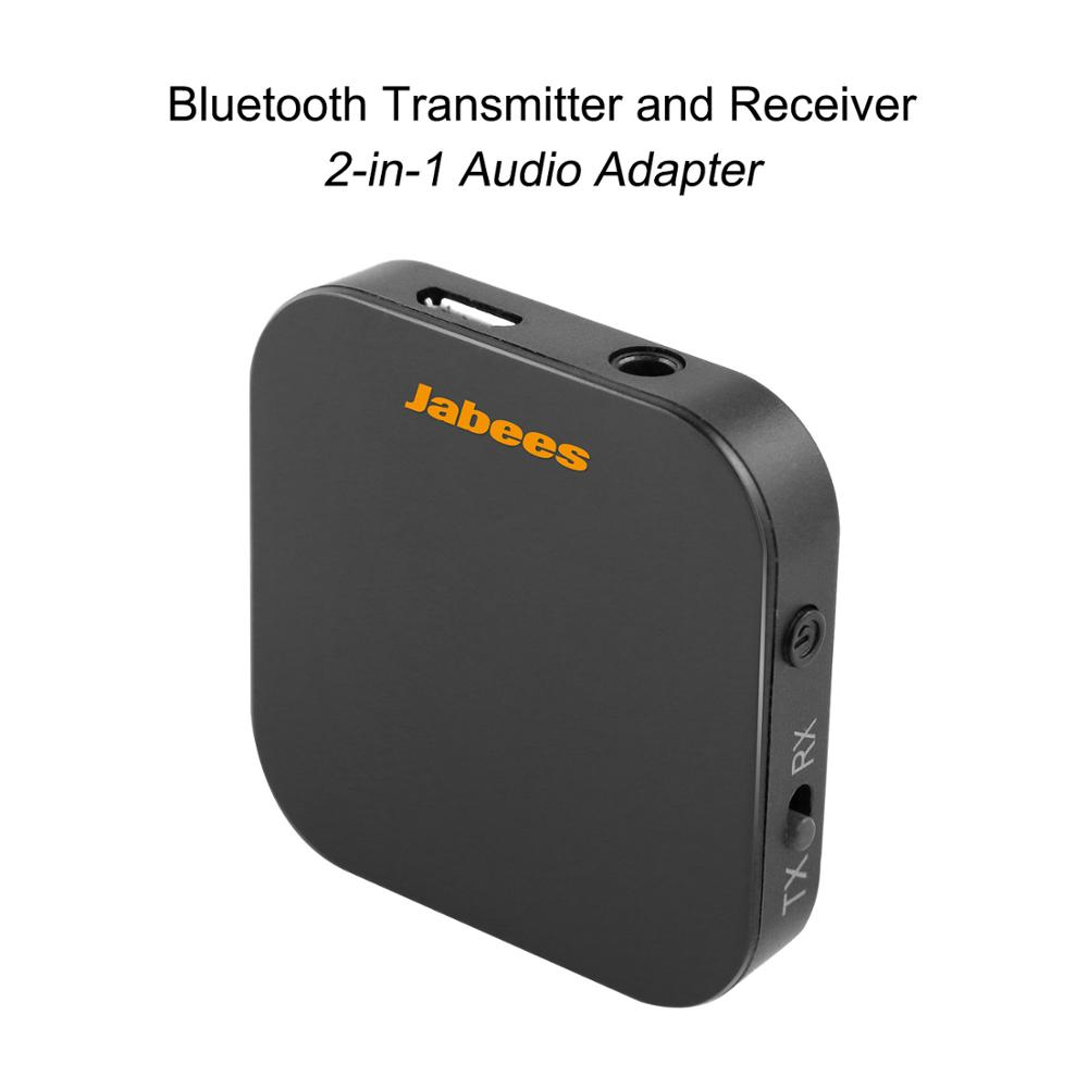 Jabees Latest Compact Dual Modes Portable Wireless Bluetooth Transmitter  Receiver - Buy Bluetooth Transmitter Receiver,Wireless Bluetooth  Transmitter