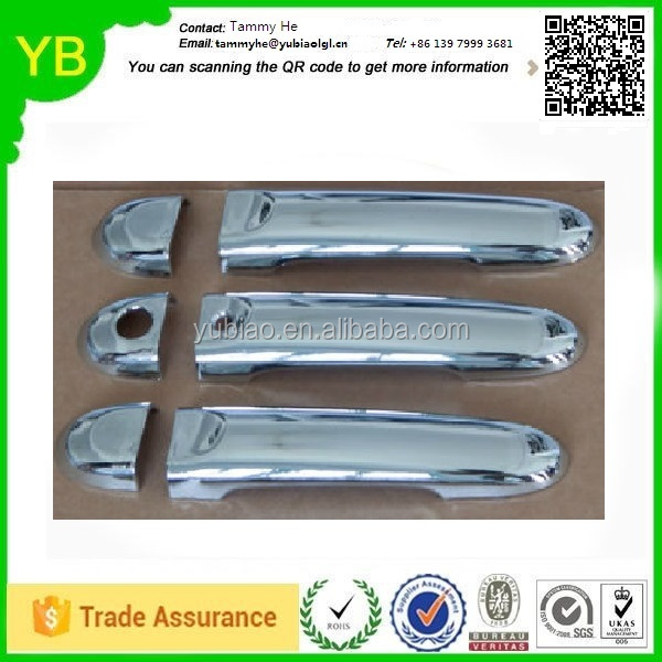 Factory price aluminium aluminum door pull handle door lock parts