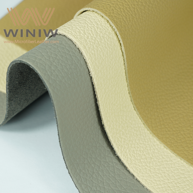 WINIW The Best Synthetic Leather Upholstery  Fabric Vinyl For Automobiles Car Seat Covers Material
