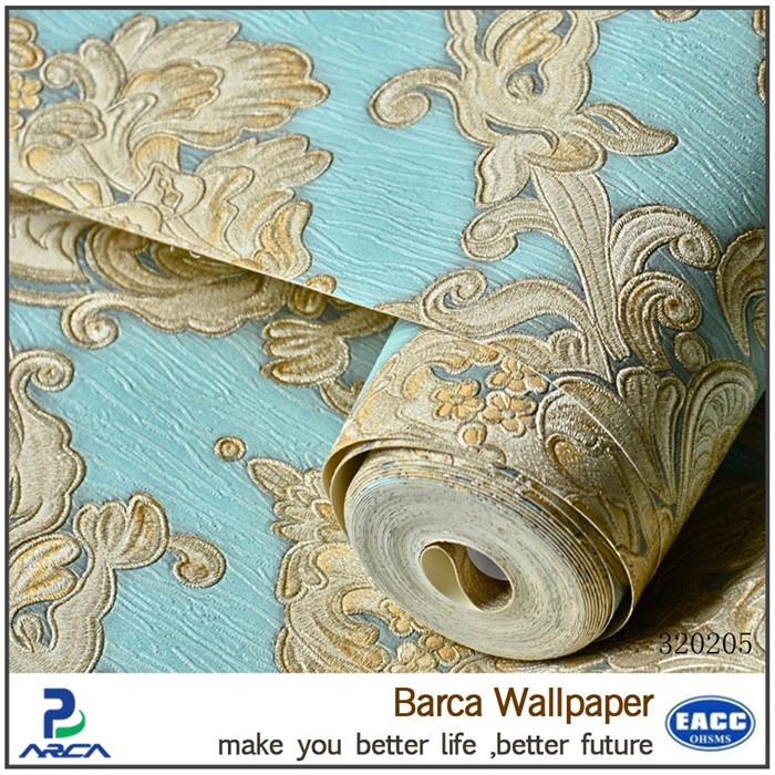 2015 Modern Luxury Wall Paper China Wall Paper Household Wall ...