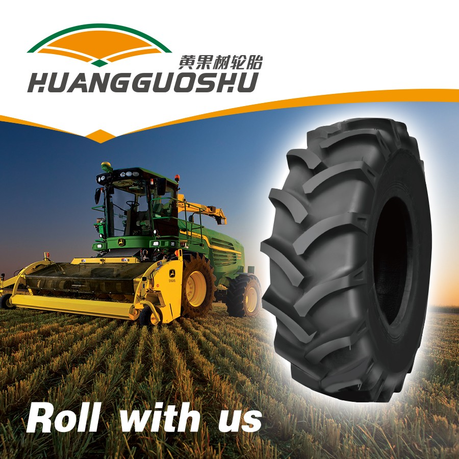High quality 12.4-26 6.00x16 agricultural tractor tire