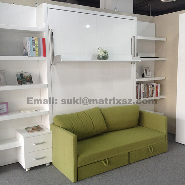 de chambre à coucher en bois, Moderne mobilier design, Mdf meubles