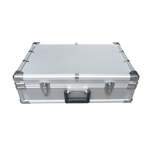 hard shell high quality aluminum Instrument tool case .Aluminum alloy box wholesaler.Aluminum alloy box manufacturer