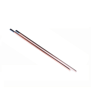 Good Quality 045 copper coated carbon electrode low price for sale