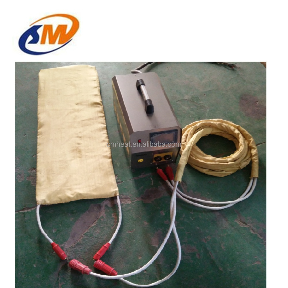 weld preheater induction weld preheating machine for pipe steel <strong>heat</strong>