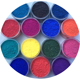 Temperature change color powder factory price thermochromic paint pigments