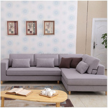 Top sale modern home center sofa lounge design swedish sofa for home furniture