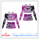 Dye sublimation printing cheerleading outfits varsity cheer uniforms new design cheerleader costume for kids