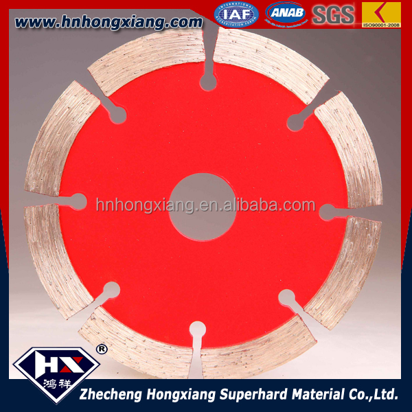 Competitive price diamond cutting discs for granite ,marble,asphalt & green concrete etc
