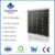 Excellent quality popular size mono 75 watt solar panel for small system