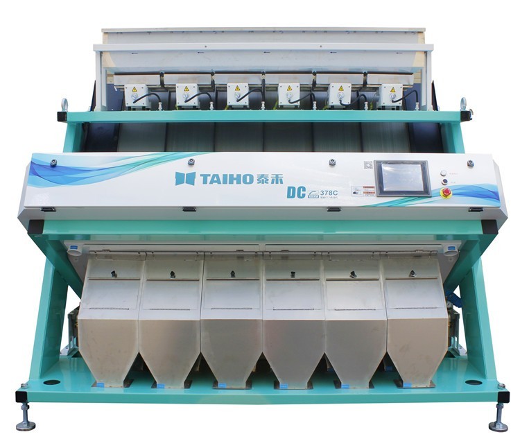 CCD LED Rice Color Sorter Automatic Rice Mill Machine With Cheap Price