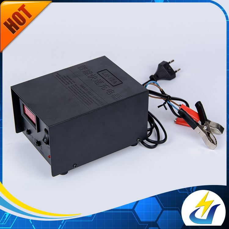 competitive price 110--220V input 12A 14.5V 48 volt battery charger