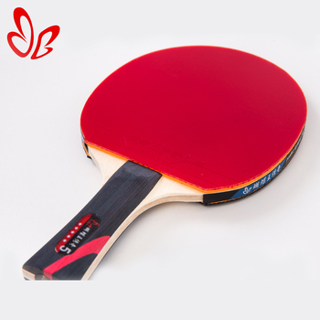 Upgraded Star Carbon Table Tennis Racket Set Lightweight Powerful Ping Pong  Paddle Bat With Good Control