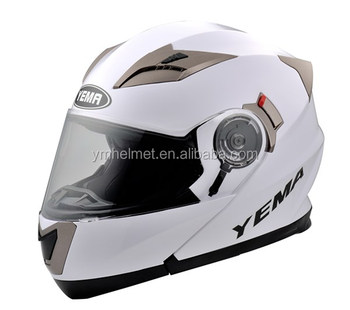 029530a2 ECE Motorcycle Modular Full Face Helmet DOT Approved Motorbike Moped Street Bike  Racing Crash Helmet with