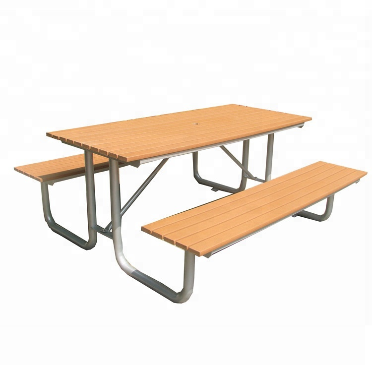 Surprising Recycled Plastic Wood Outdoor Picnic Table And Benches Buy Wood Outdoor Picnic Table Picnic Table And Benches Outdoor Table And Benches Product On Creativecarmelina Interior Chair Design Creativecarmelinacom