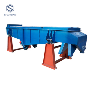 high frequency mining sand gravel vibrating fine screen