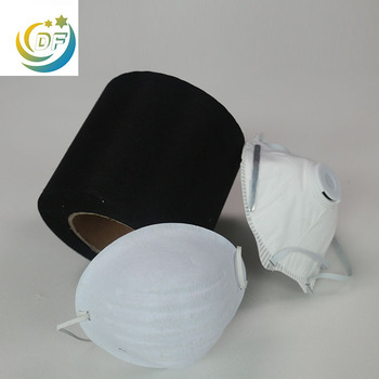 Activated carbon fiber composite cloth fabric industrial material non woven nonwoven roll odor absorbing felt