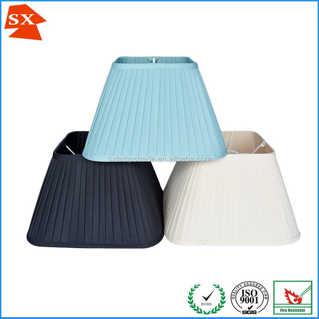 Buy cheap china copper fabric lamp shade products find china copper square shape colored pleated pvc plastic wire frames copper fabric lamp shade greentooth Image collections