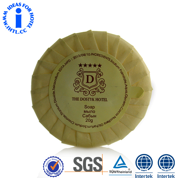 20g Small Custom Hotel Toilet Natural Soap Private Label Manufacturer