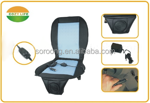 hot sale car cooling seat cushion,beat the summer heat with the new portable seat cooler