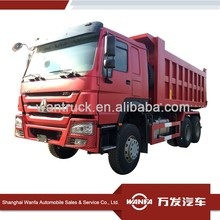 Most Popular SINOTRUK HOWO 6X4 371HP 20M3 Dump Truck