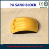 hot sale pu sanding block
