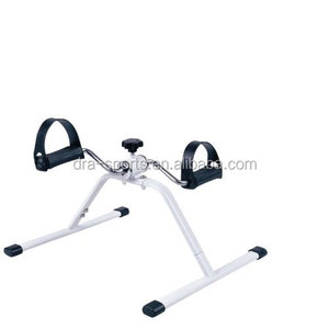 Mini Arm and Leg Folding Pedal Exerciser Restore Muscle Strength Home Physiotherapy Fitness Mini Bike