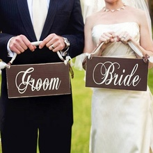 Aanpassen MR & MRS Bruid Bruidegom Party <span class=keywords><strong>Bruiloft</strong></span> Decoratie Wedding Photo Booth Props