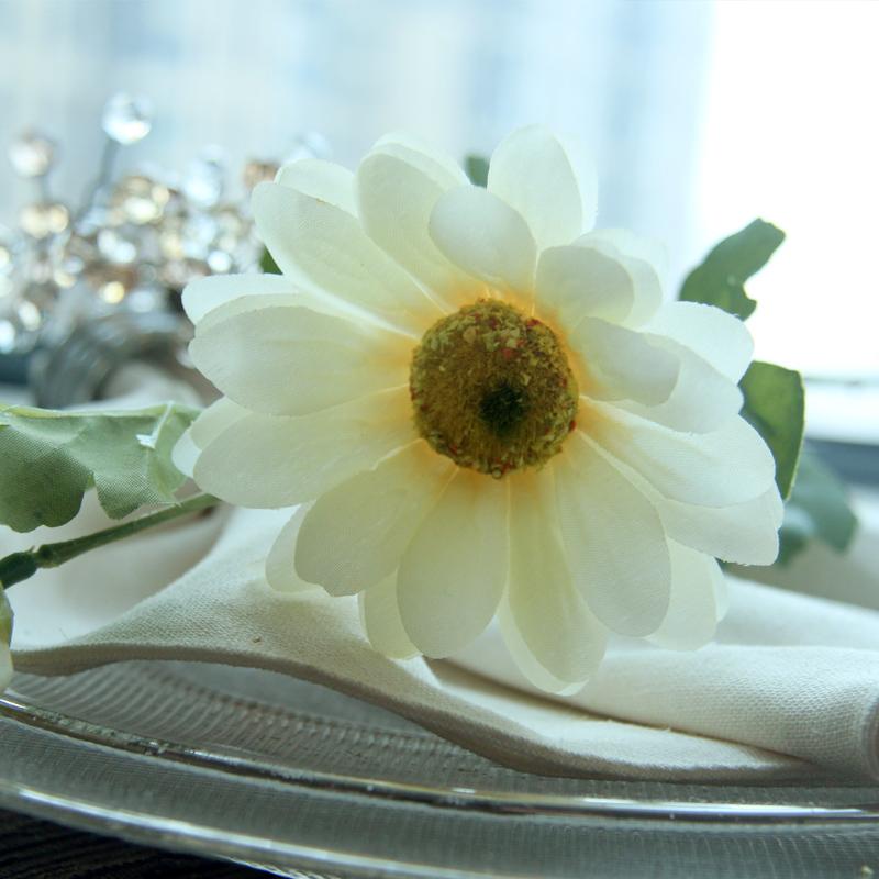 Artificial Daisy Flower Silk