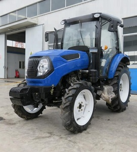 China 80hp 4wd farm tractor prices in india