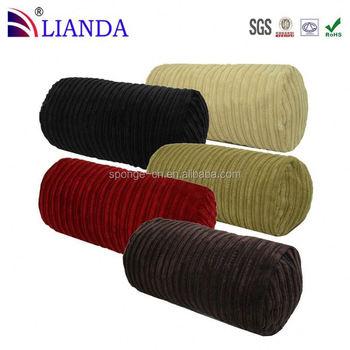 best amazon seller buckwheat pillows cervical neck roll pillow cervical pillow