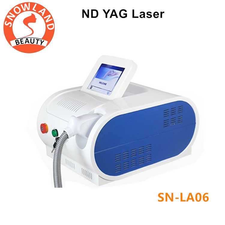 Snowland Technology Hot Selling ND YAG Laser Tattoo Removal Machine