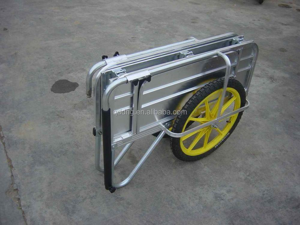 Aluminium Garden Cart Folding Hand Cart Collapsible Aluminium Hand Cart