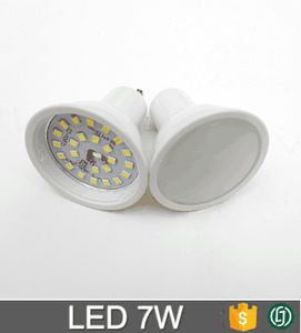 7w High heat dissipation led spotlight MR16 GU10 GU5.3 led spotlight with SMD2835