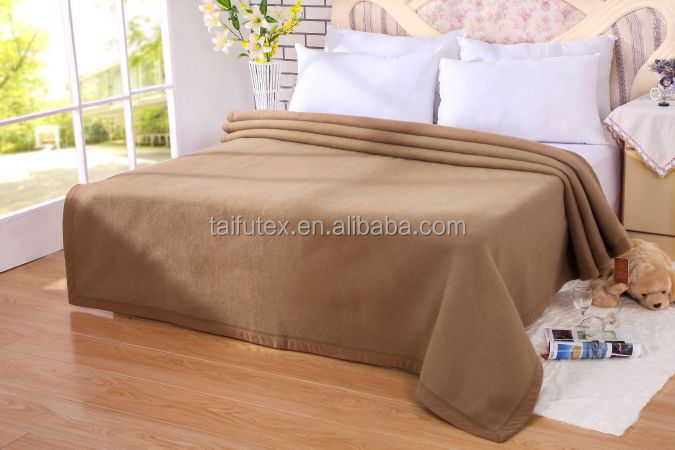 Hotel Use Wool Blanket