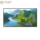 Newest Green Landscape Decorative Wine Wall Art Canvas Oil Painting Handprinted