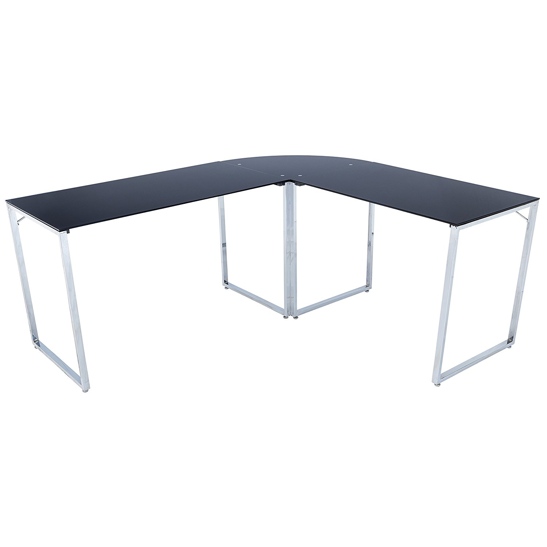 Poly and Bark Newhalem L-Shaped Desk