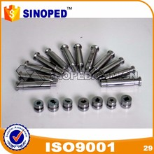 TDP and ZP series single punch tablet press punch and die toolings