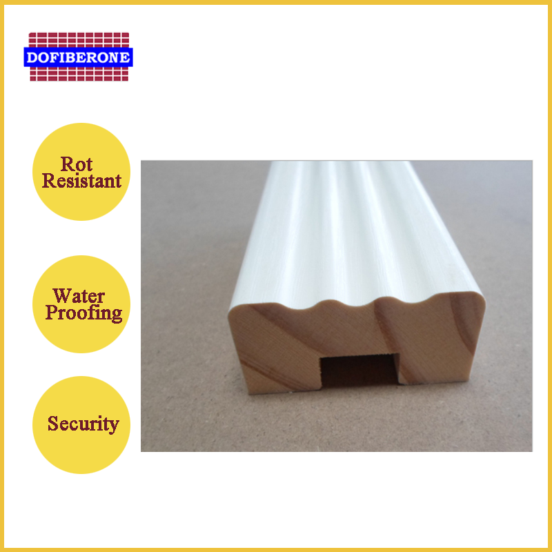 Building materials china suppliers fiberglass WPC door jamb