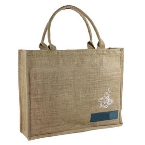 797926dde732 Reusable Grocery Carrier Jute Burlap Shopping Tote Bag