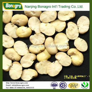 Chinese Dried Split Broad Bean cheap price -free sample