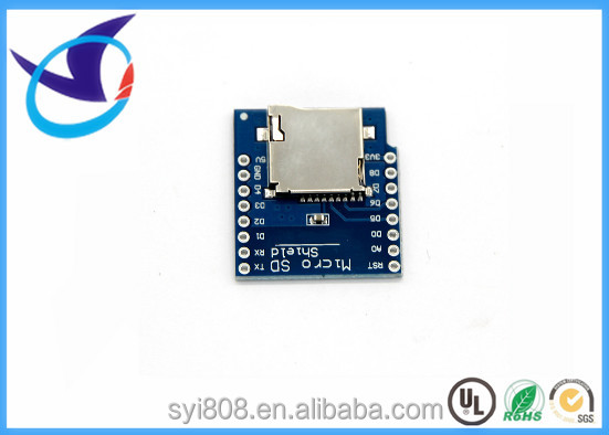 Constant current drive ic good quality factory price D1 Mini Micro SD card shield electronic spare parts store Drive IC