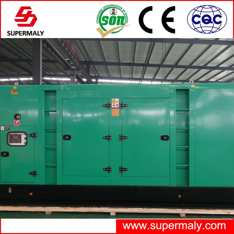 OEM manufacturer brushless diesel generator with canopy 320kw