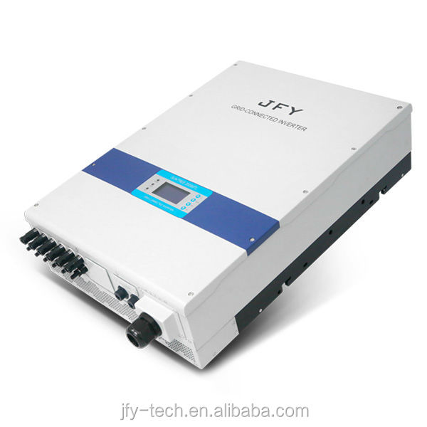 New Design JFY Suntree Grid Tie Inverter 5000W On Grid System 5KW Solar Power Inverter