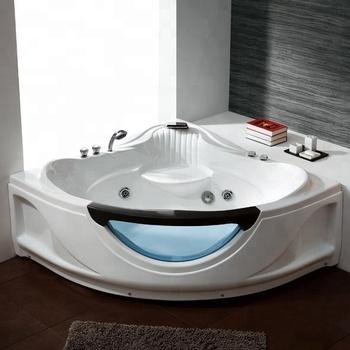 Jacuzzi Triangular.Corner Whirlpool Acrylic Bathroom Bathtub Triangular Bathtub Buy Massage Bathtub Acrylic Massage Bathtub Triangular Bathtub Product On Alibaba Com