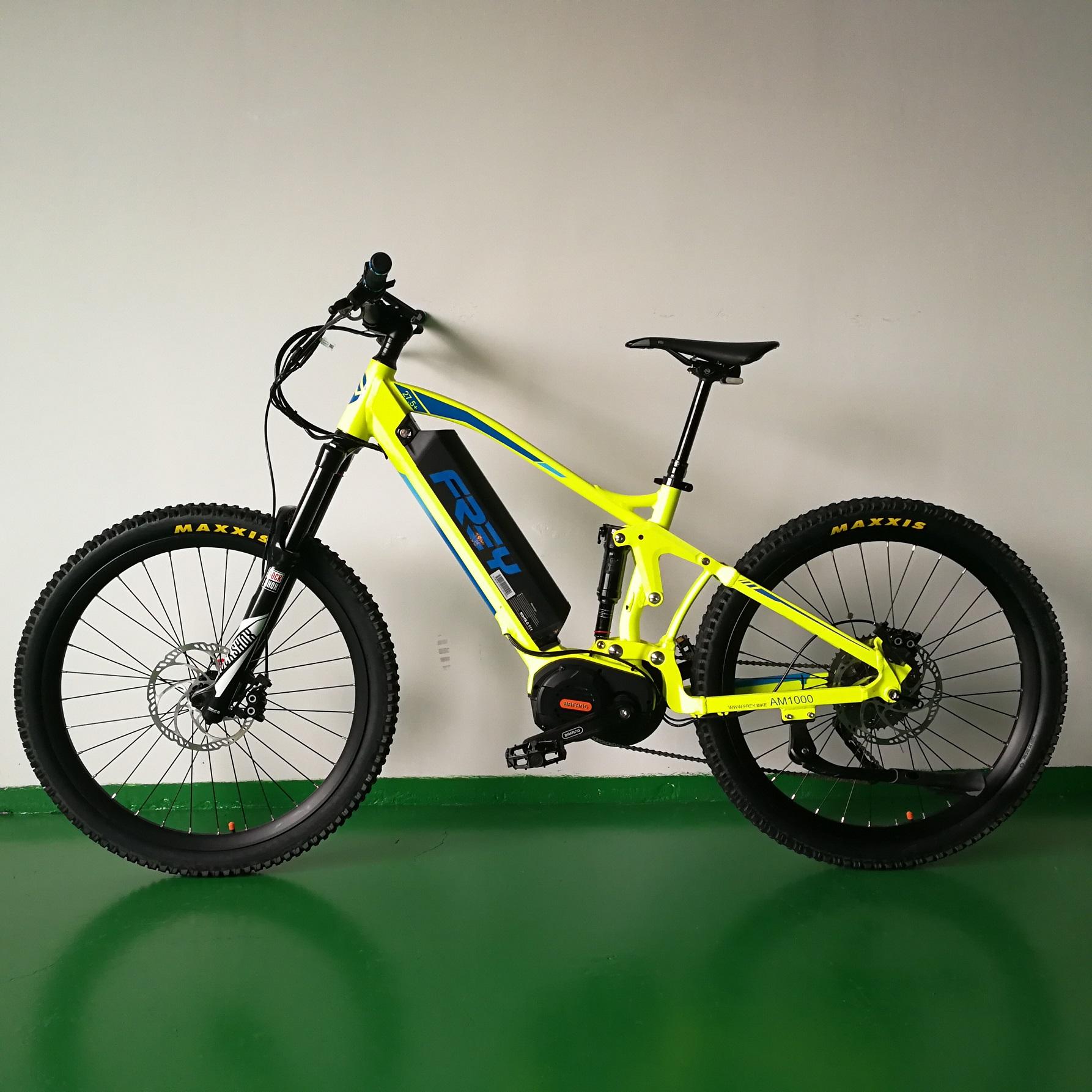 Bafang M620 Full Suspension Electric Mountain Bike /emtb G510 1000 Motor  -  Buy Electric Mountain Bicycle,Bafang M500/600 Mountain Bike,Full