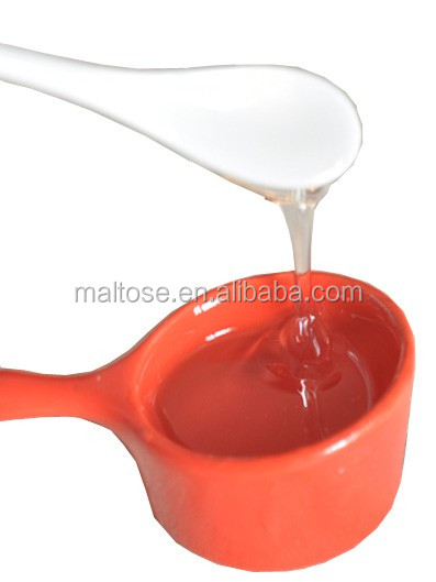 transparent and clear rice syrup without sorb acid bulk sale