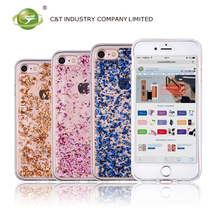 C&T Glitter Jelly Soft TPU GEL Protective SKin Case Cover for Apple iPhone 6s 4.7""