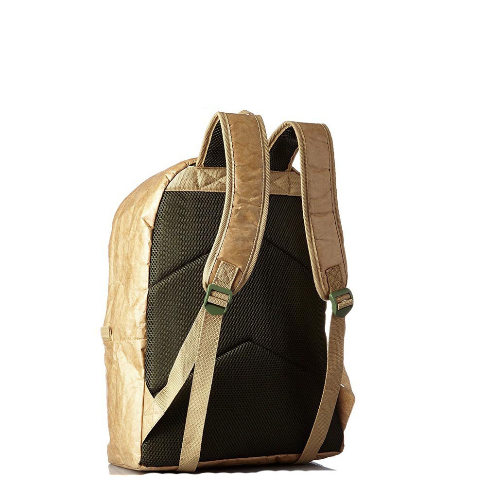 Two Colors White And Brown Tyvek Diy Wash Paper Backpack Bag - Buy ... 65a9d7ab08801