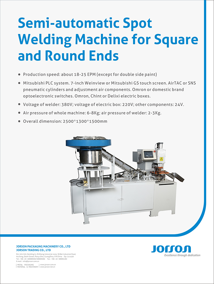 Automatic Tin Can Seam Welding Machine - Buy Welding ...